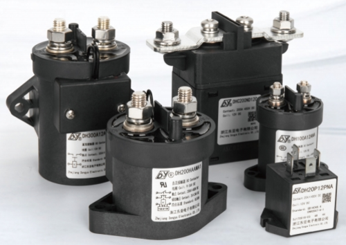 DH HV contactor PRODUCTS LIST  |產品中心|DH HV contactor